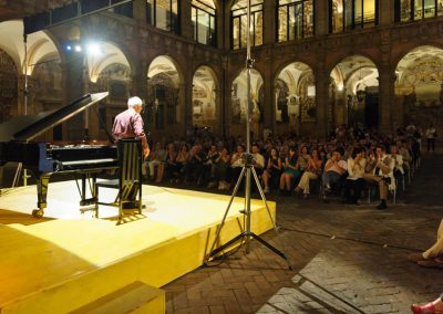 Concerto all'Archiginnasio del 18 giugno 2013
