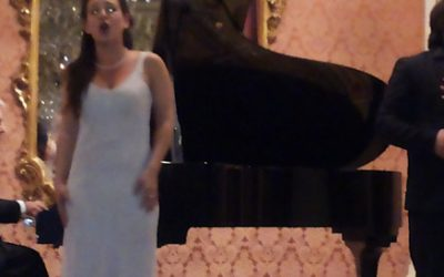 Concerto del M° Leone Magieracon Giacomo Contro (Baritono) e Eva Macaggi (soprano)
